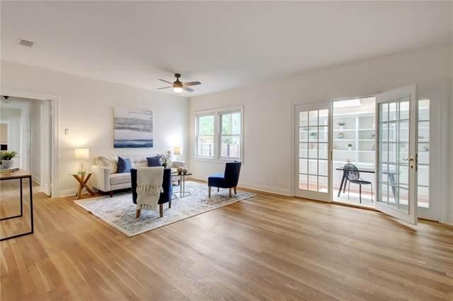 3101 Glenview Ave, Austin, TX 78703 (#5484617) :: Ben Kinney Real Estate Team