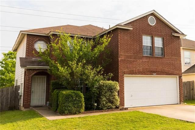 1407 Sheltie Ln, Round Rock, TX 78664 (#5485849) :: Azuri Group | All City Real Estate