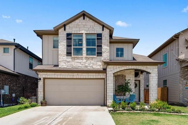 109 Nogalito Way, Leander, TX 78641 (#5485866) :: Papasan Real Estate Team @ Keller Williams Realty