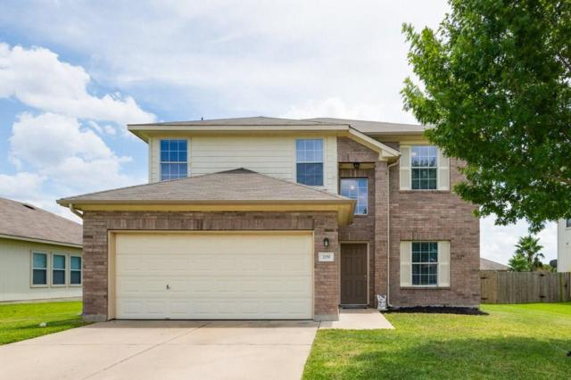 209 Brown St, Hutto, TX 78634 (#5488108) :: Papasan Real Estate Team @ Keller Williams Realty