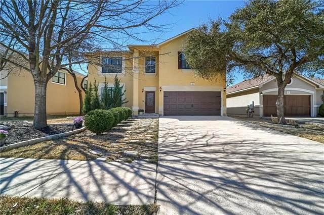 503 Clover Flat Rd, Cedar Park, TX 78613 (#5489261) :: Realty Executives - Town & Country