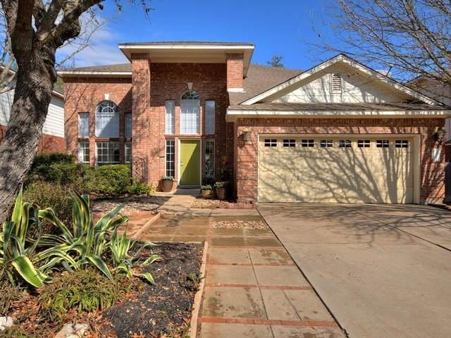 2311 Giddens Dr, Cedar Park, TX 78613 (#5489436) :: Realty Executives - Town & Country