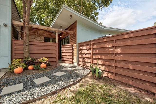 1009 South Center St #2, Austin, TX 78704 (#5489737) :: First Texas Brokerage Company