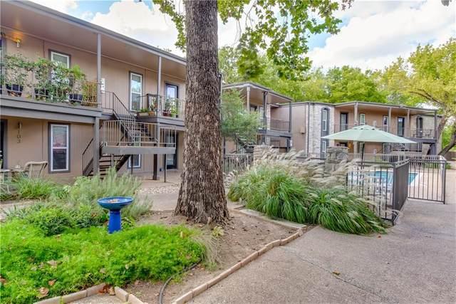 5820 Berkman Dr #104, Austin, TX 78723 (#5491323) :: Lauren McCoy with David Brodsky Properties