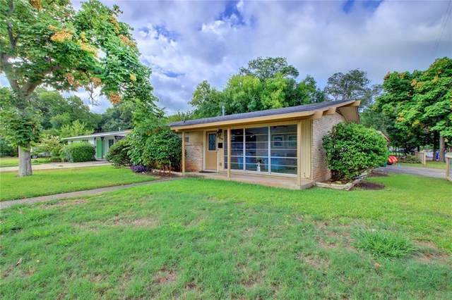 2609 Hancock Dr, Austin, TX 78731 (#5493016) :: The Heyl Group at Keller Williams
