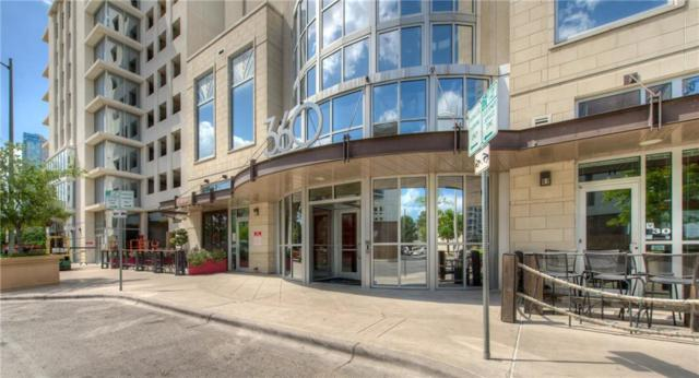 360 Nueces St #1101, Austin, TX 78701 (#5495604) :: Ben Kinney Real Estate Team