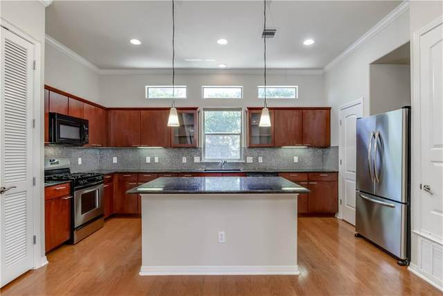 1115 Kinney Ave #23, Austin, TX 78704 (#5495706) :: The Perry Henderson Group at Berkshire Hathaway Texas Realty