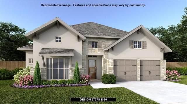 2316 Silktassel Rd, Leander, TX 78641 (#5497413) :: Papasan Real Estate Team @ Keller Williams Realty