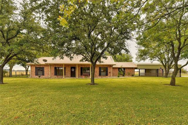 840 County Road 407, Taylor, TX 76574 (#5498978) :: The Perry Henderson Group at Berkshire Hathaway Texas Realty