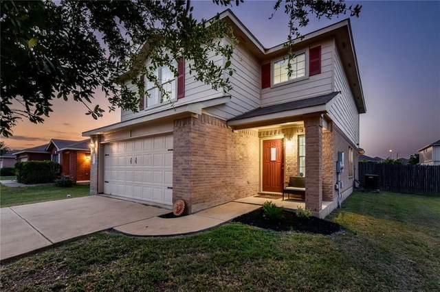 115 Camellia Dr, Hutto, TX 78634 (#5499064) :: Zina & Co. Real Estate