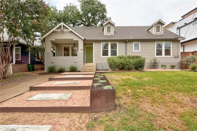 1104 Myrtle St, Austin, TX 78702 (#5500086) :: Papasan Real Estate Team @ Keller Williams Realty