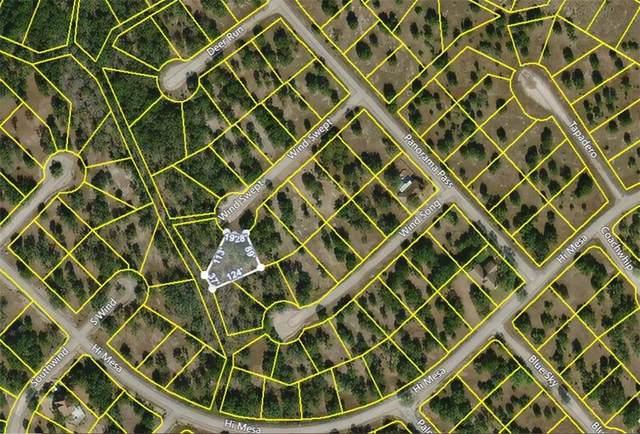 Lot 22176 Wind Swept, Horseshoe Bay, TX 78654 (#5502363) :: ONE ELITE REALTY