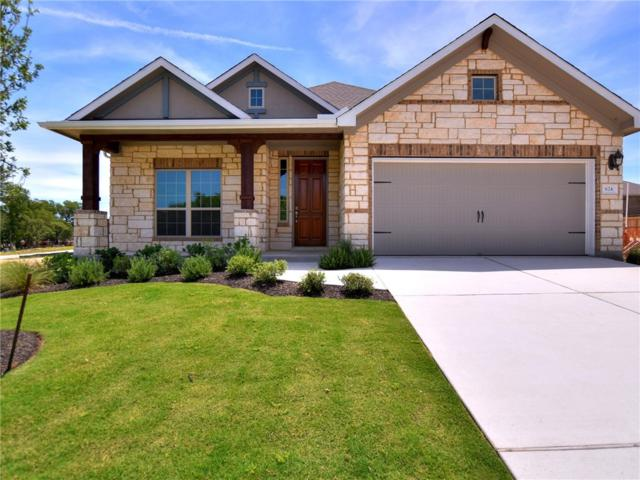 624 Germander Rd, Leander, TX 78641 (#5504289) :: KW United Group