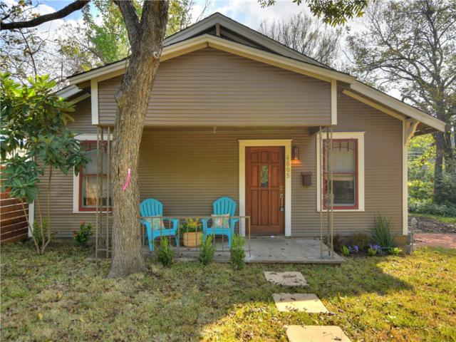 4805 Avenue H #2, Austin, TX 78751 (#5504617) :: Ben Kinney Real Estate Team