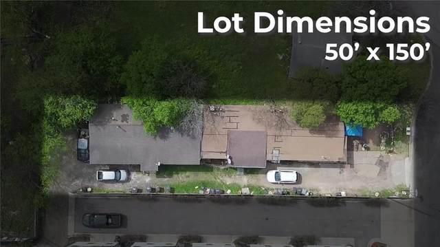 2303 Coronado St, Austin, TX 78702 (#5509172) :: Watters International