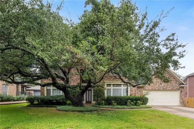 5706 Van Winkle Ln, Austin, TX 78739 (#5510817) :: Ben Kinney Real Estate Team