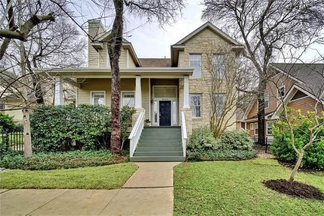 4305 Shoal Creek Blvd, Austin, TX 78756 (#5510849) :: Ben Kinney Real Estate Team