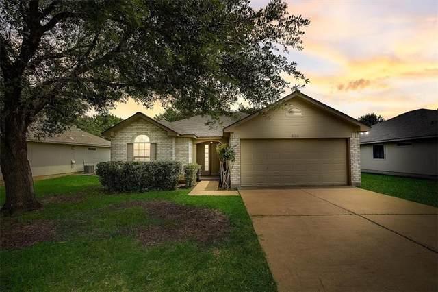 506 Jefferson Ln, Georgetown, TX 78626 (#5511105) :: Papasan Real Estate Team @ Keller Williams Realty