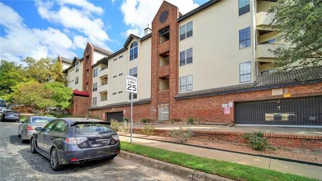 3001 Cedar St A-302, Austin, TX 78705 (#5511651) :: Zina & Co. Real Estate