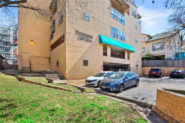 2409 Leon St #101, Austin, TX 78705 (#5511813) :: The Summers Group