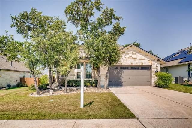 1100 Lazy Oaks Dr, Georgetown, TX 78628 (#5512845) :: Papasan Real Estate Team @ Keller Williams Realty