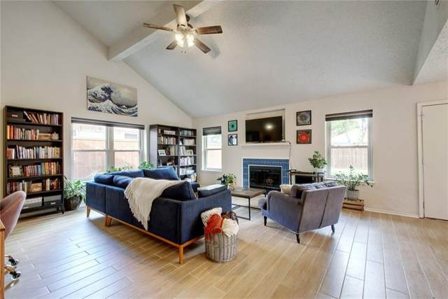 1118 Haverford Dr, Austin, TX 78753 (#5514977) :: The Summers Group