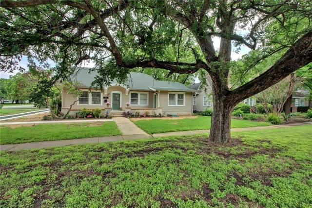 400 E Main St, Round Rock, TX 78664 (#5515543) :: Realty Executives - Town & Country