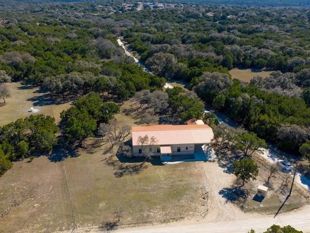 102 Gold Nugget Rd, Wimberley, TX 78676 (#5516155) :: Papasan Real Estate Team @ Keller Williams Realty