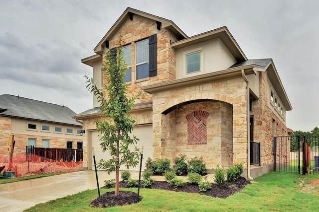 3240 E Whitestone Blvd #64, Cedar Park, TX 78613 (#5517866) :: Papasan Real Estate Team @ Keller Williams Realty
