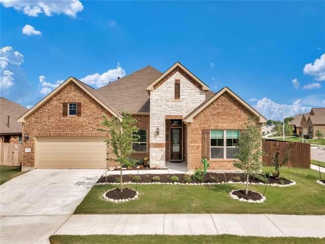 1824 Waterfall Ave, Leander, TX 78641 (#5518485) :: Papasan Real Estate Team @ Keller Williams Realty