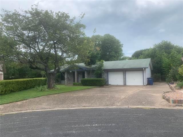 9626 Chukar Cir, Austin, TX 78758 (#5518536) :: Service First Real Estate