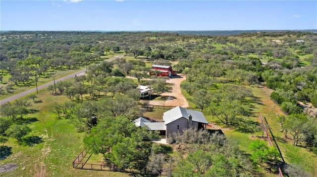 1905 Old Marble Falls Rd, Round Mountain, TX 78663 (#5520441) :: Lauren McCoy with David Brodsky Properties