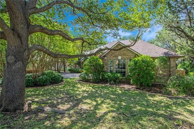 125 Copperleaf Rd, Lakeway, TX 78734 (#5520791) :: All City Real Estate