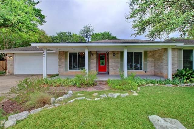 6606 Wild Oak Cir, Austin, TX 78759 (#5520867) :: The Heyl Group at Keller Williams