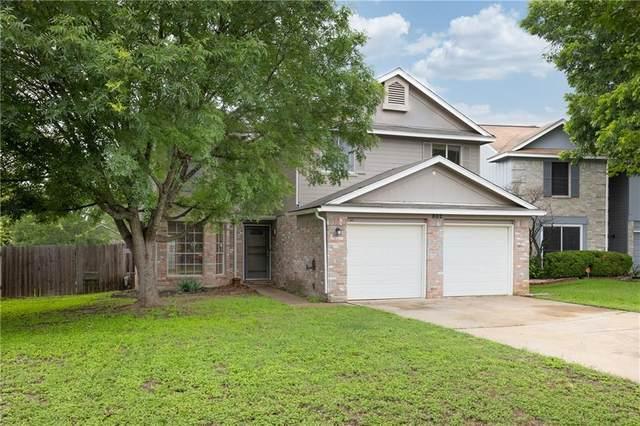 802 Daffodil, Cedar Park, TX 78613 (#5521106) :: Papasan Real Estate Team @ Keller Williams Realty