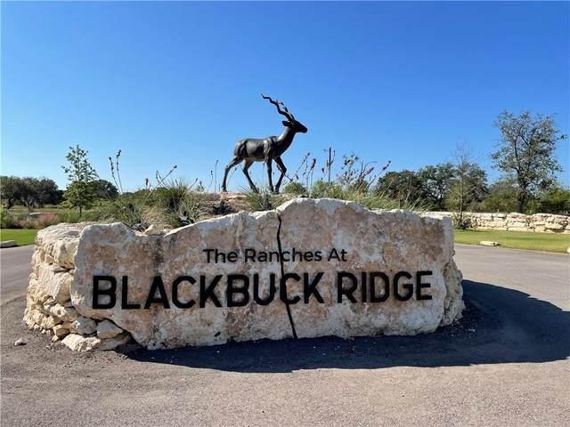 0003 Sable Pass, Lampasas, TX 76550 (#5521493) :: Ben Kinney Real Estate Team