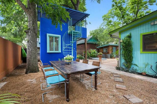 1611 Willow St #2, Austin, TX 78702 (#5522024) :: Sunburst Realty