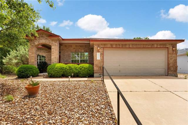 20729 Henry Ave, Lago Vista, TX 78645 (#5523863) :: The Perry Henderson Group at Berkshire Hathaway Texas Realty