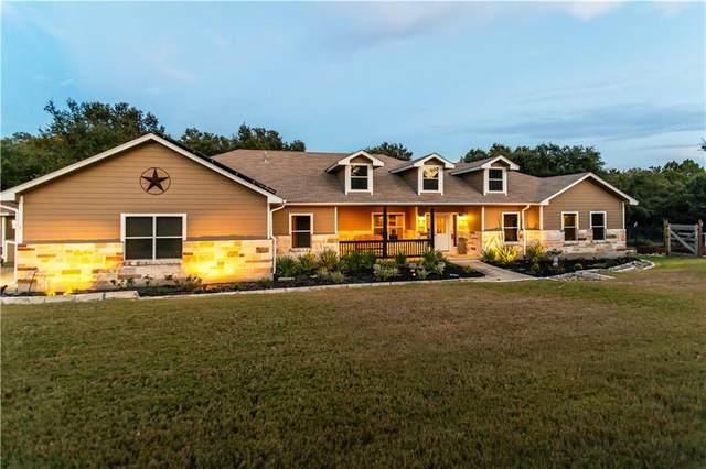16207 Round Mountain Rd, Leander, TX 78641 (#5528436) :: Papasan Real Estate Team @ Keller Williams Realty