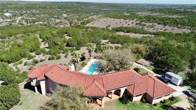 1001 Skyline Ridge Lookout, Wimberley, TX 78676 (#5530384) :: Papasan Real Estate Team @ Keller Williams Realty