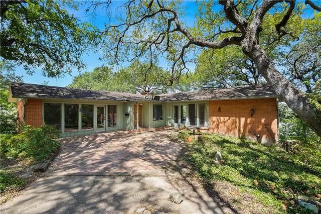 2300 Spring Creek Dr, Austin, TX 78704 (#5532089) :: Lauren McCoy with David Brodsky Properties