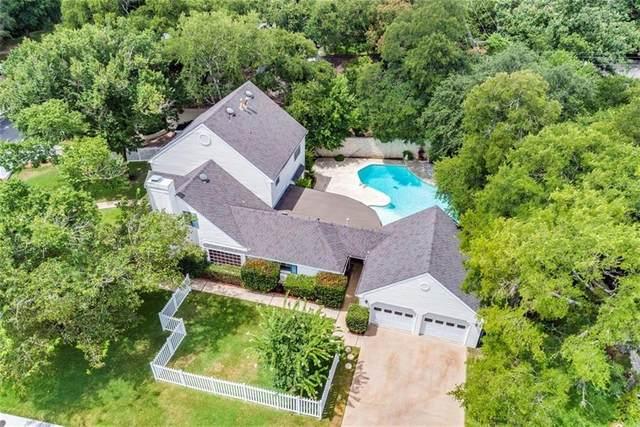 8614 Tallwood Dr, Austin, TX 78759 (#5532847) :: Service First Real Estate