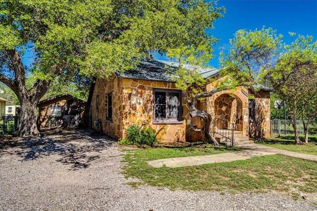 345 Hopewell Rd, Bertram, TX 78605 (#5533143) :: Papasan Real Estate Team @ Keller Williams Realty