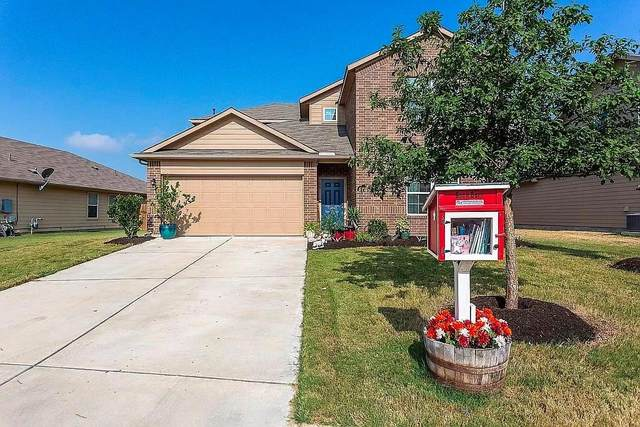 708 Luna Vista Dr, Hutto, TX 78634 (#5533281) :: The Summers Group