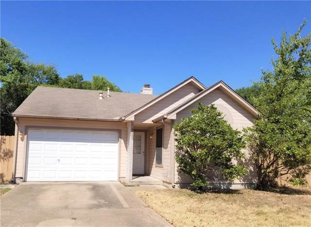 2000 Andover, Round Rock, TX 78664 (#5533606) :: The Heyl Group at Keller Williams