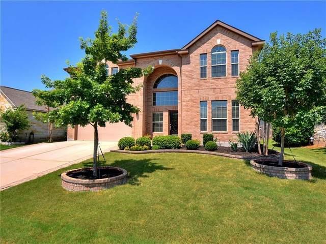 2913 Barley Field Pass, Pflugerville, TX 78660 (#5533980) :: Papasan Real Estate Team @ Keller Williams Realty