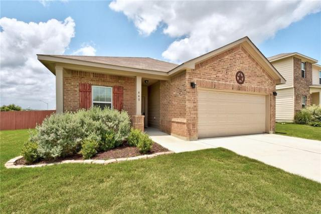 448 Westminster Dr, Kyle, TX 78640 (#5534146) :: The Heyl Group at Keller Williams