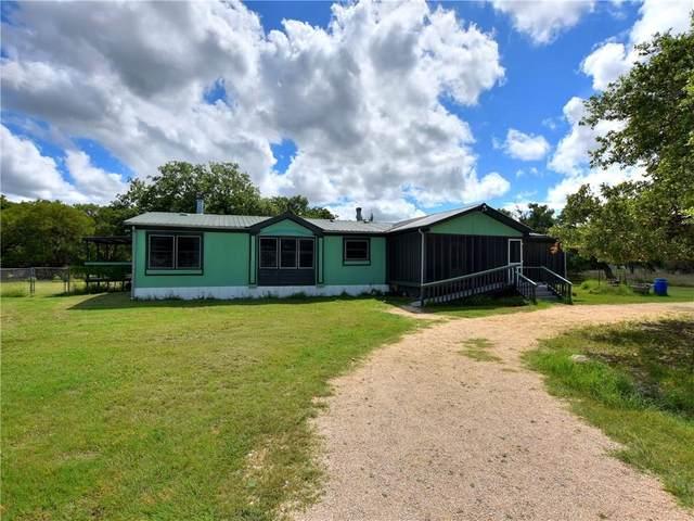 1840 County Road 226, Florence, TX 76527 (#5536218) :: Papasan Real Estate Team @ Keller Williams Realty