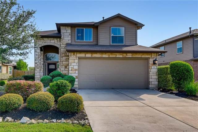221 Purple Martin Ave, Kyle, TX 78640 (#5538121) :: Papasan Real Estate Team @ Keller Williams Realty