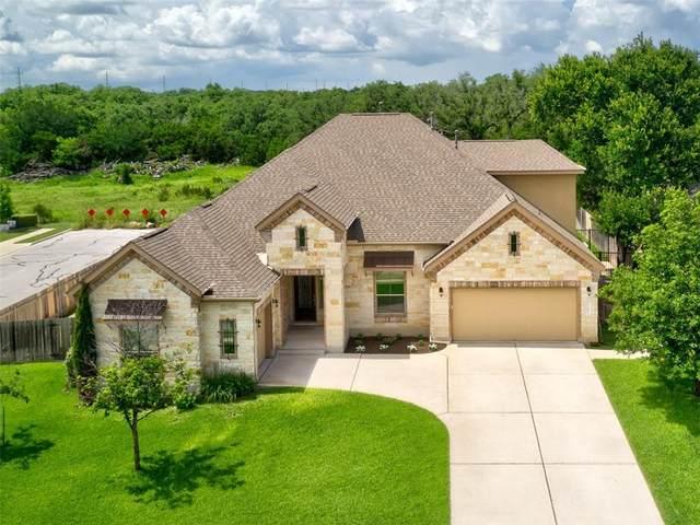 3001 Paseo De Charros, Cedar Park, TX 78641 (#5539022) :: Papasan Real Estate Team @ Keller Williams Realty